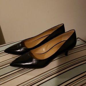Nine West kitten heels